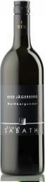 Weissburgunder Ried Jägerberg Erste STK Lage